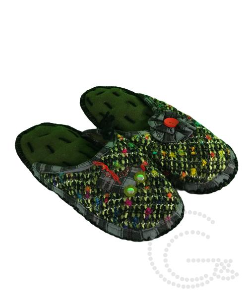 glamskaters gift chinelos artesanais